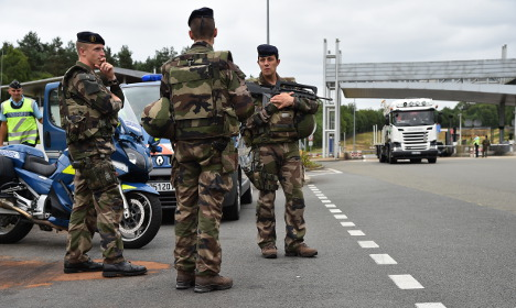 French teenage girl charged with planning attack