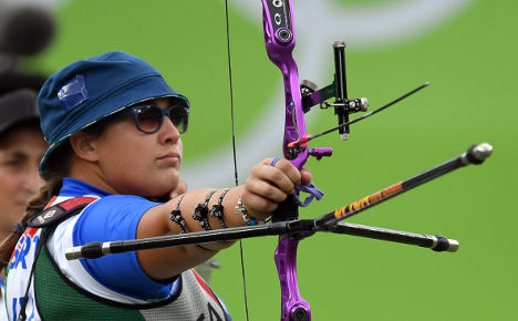 Italian editor fired for 'chubby trio' jibe against archers