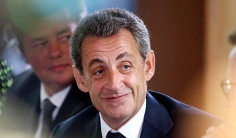 Nicolas Sarkozy announces new presidential bid