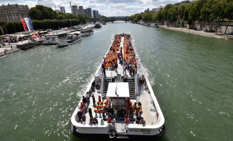 In Numbers: How the tourists are deserting France