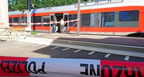 Witness speaks of Salez train attack horror