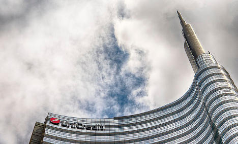 UniCredit's second-quarter profits soar by 75 percent