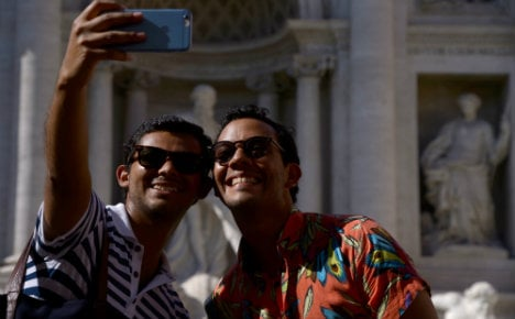 Italy sees surge in number of visitors from Saudi Arabia