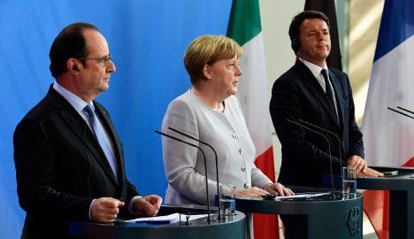 EU leaders to meet on Italian island for Brexit talks