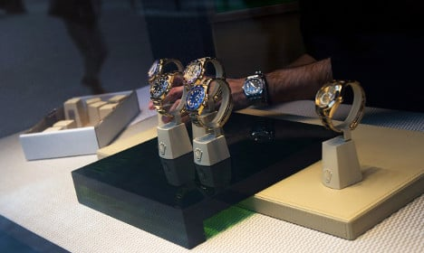 Saudi royal robbed of '€1 million watch' in Paris