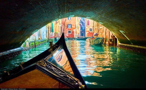 """""""Go away!"""", frustrated Venice locals tell tourists"""