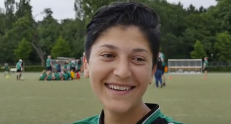 Syrian makes it into Austrian second division football