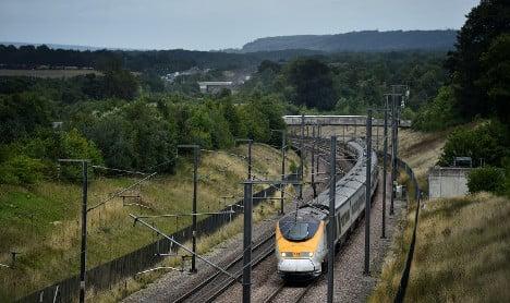 UK Eurostar rail managers start four-day strike