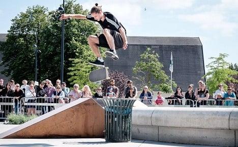 Malmö to host global skateboard championship