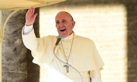 Pope in surprise visit to ex-prostitutes