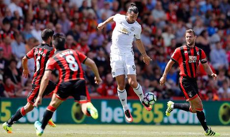 Mourinho salutes Zlatan's instant impact