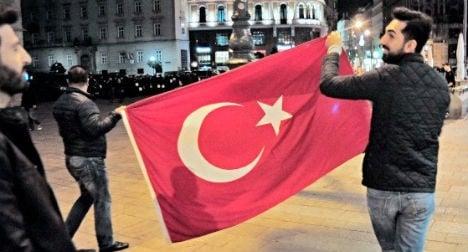 Austria calls for EU to stand up to Turkey