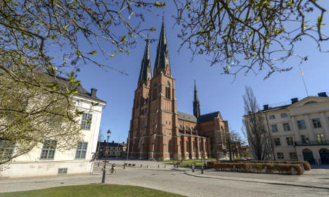 Swedish Church membership takes a summer plummet