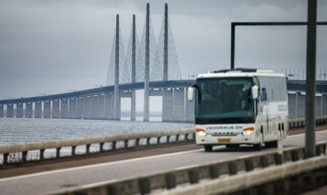 Record numbers of Brits travel to south Sweden