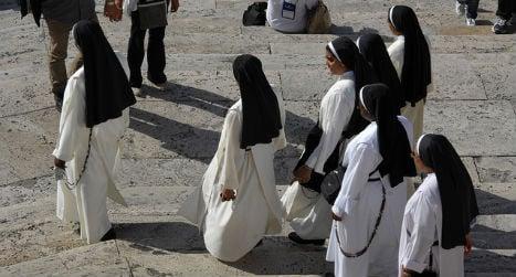 Austrian politician compares burqa to nuns habit