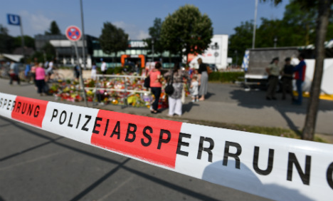 Munich shooter could have killed more but didn't: police