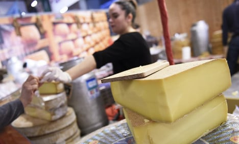This is how much the French are obsessed with cheese