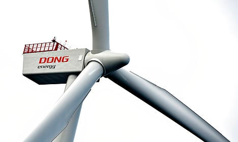 Dong gets nod for 'world's biggest offshore wind farm'