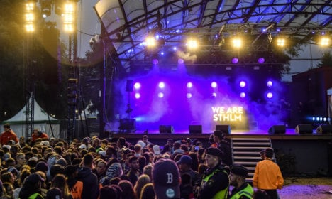 New reports of Swedish festival sexual assaults