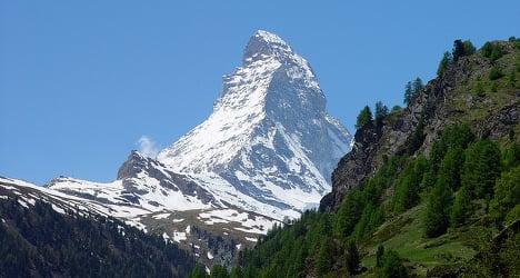 Brit quadruple amputee summits Matterhorn