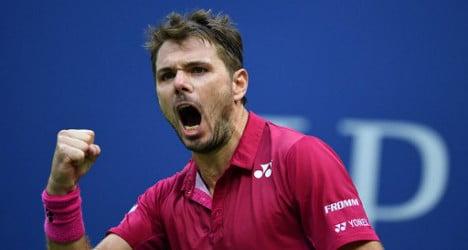 Wawrinka continues winning streak in Russia