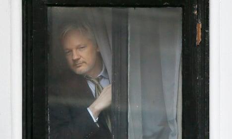 WikiLeaks: 'Embassy stay risks Assange's mental health'