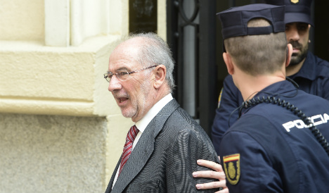 Ex-IMF boss Rato goes on trial over bankers' luxury sprees