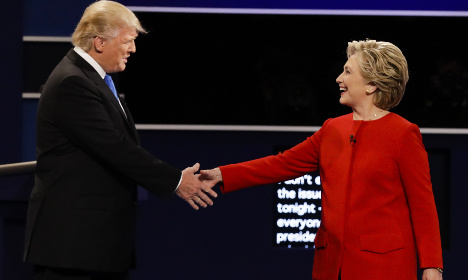 What Americans in Sweden think of Trump and Clinton