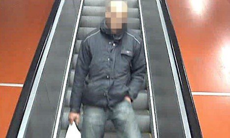 Psychiatric care for Stockholm metro attacker