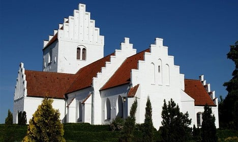 Danish priest admits sexually abusing young girl