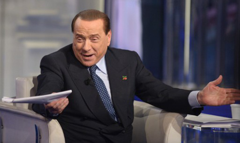 Berlusconi at 80: My regrets and future plans