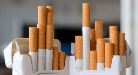 Spanish police seize over 100 tonnes of contraband tobacco