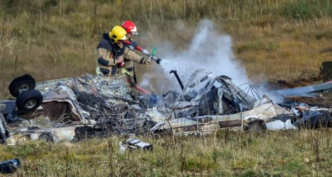 Swiss helicopter crash: technical fault ruled out