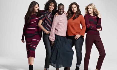 Swedish fashion brand scraps plus-size range