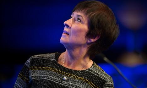 Swedish politician quizzed in bodyguard mortgage probe