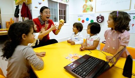 Teachers in Spain among the highest paid worldwide