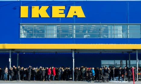 Ikea cooks up strong sales with popular kitchens