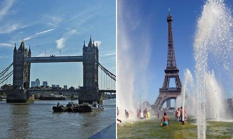 Bienvenue en France: France cuts red tape for UK firms