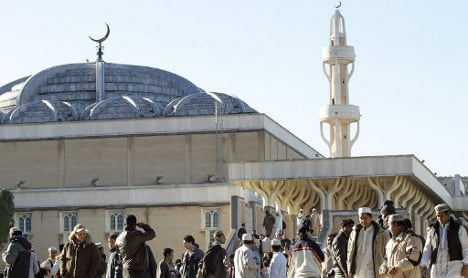 Northern Italian region approves 'anti-mosque' laws