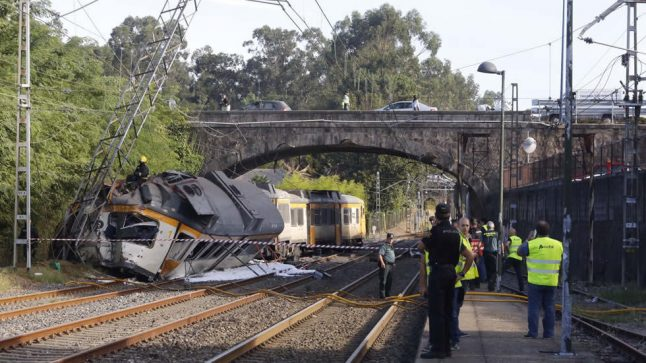 Black box reveals crash train going FOUR times speed limit