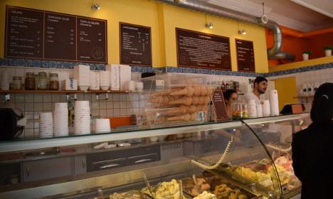 How an Italian brought Sicily to Malmö through ice cream