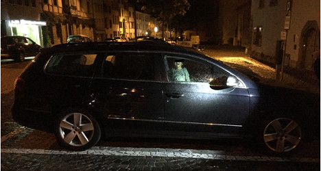 Mother leaves toddler son alone in car to go clubbing