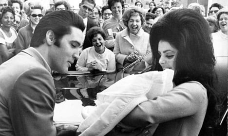 Danish museum forced to pay Elvis Presley heirs