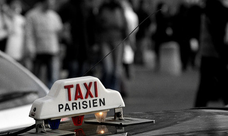 Paris mum gives birth to baby girl in back seat of taxi