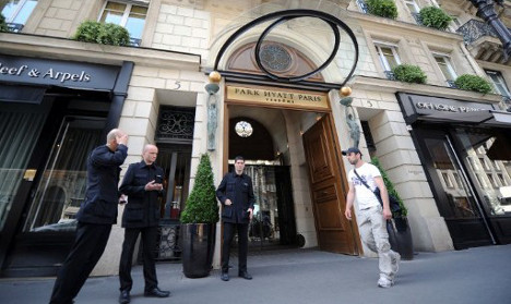 Paris luxury hotel told to pay up after guest molests cleaner