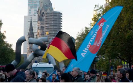 Anti-migrant AfD eyes big gains even in hip Berlin
