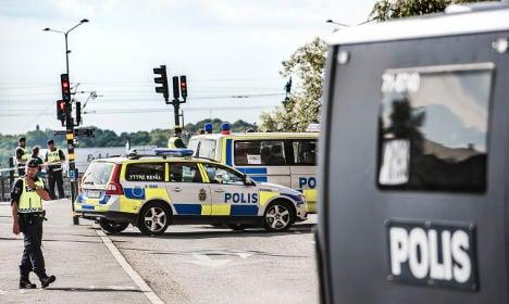 Swedish police 'in crisis' says union head