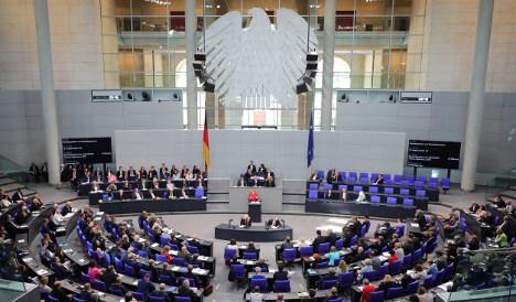 German lawmakers ratify landmark Paris climate accord