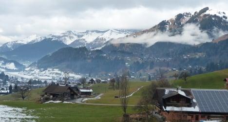 Study: Swiss ski resorts are losing their snow