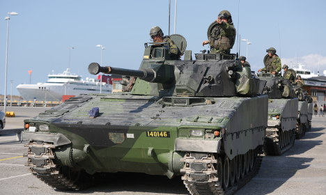 Sweden's military gets special gender handbook